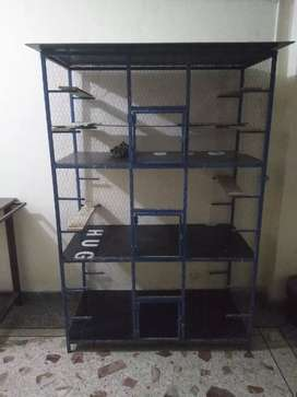 Cage (Pinjra) Size 6X4X2 sale or exchange