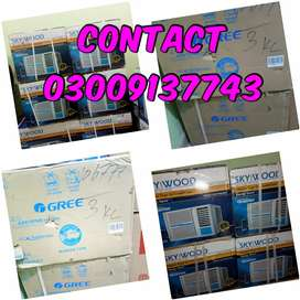 *Gree/-Skywood Window Inverter AC 220v 0.75 Ton 9000 BTU