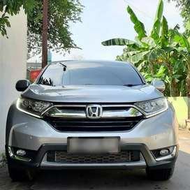 for sale ALL NEW CRV 1.5 TURBO  TAHUN 2018 km 10rb