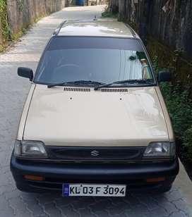Maruti Suzuki 800 2000 Petrol 55000 Km Driven