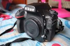 Nikon d810 body only.