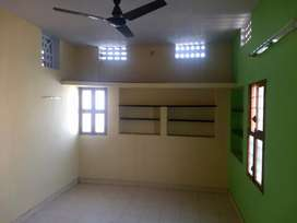 Single bedroom with attached kitchen and bathroom