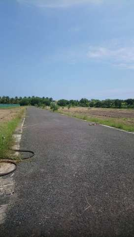 Near vandalur plots for Padapai sale with discount