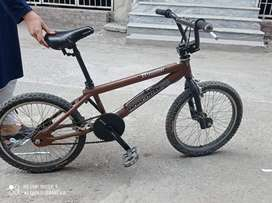 Bmx cycle came from USA