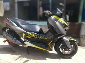 Yamaha XMAX tahun 2018