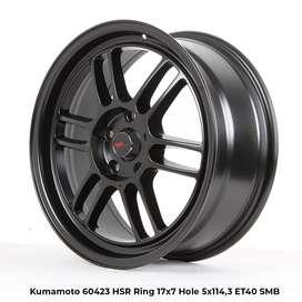 type KUMAMOTO 60423 HSR R17X7 H5X114,3 ET40 SMB