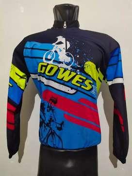 Kaos Jersey gowes sepeda keren
