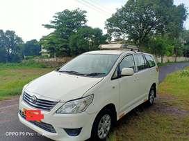 Toyota Innova 2.5 G 7 STR BS-IV, 2012, Diesel