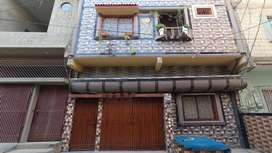 G+2 120 sq yd house is available for sale in Model Colony Karachi