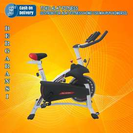 Alat olahraga spinning bike tl 930 sepeda spinning TOTAL COD Mojokerto