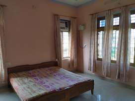 A well furnished 1 BHK house