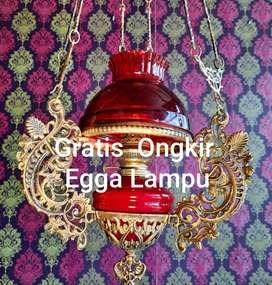 Produksi Lampu Antik Gratis Ongkir Depok Jakarta Hias Joglo Gebyok