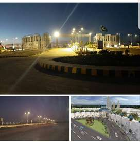 Blue World City, Golden opportunity to invest in real estate 5 Marla