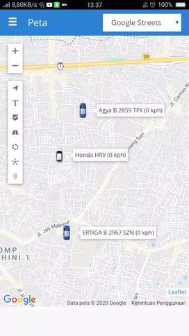 Paket hemat GPS TRACKER gt06n terbaik di soreang bandung+server
