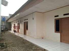 DIJUAL rumah kontrakan 5 pintu daerah Kp Sawah