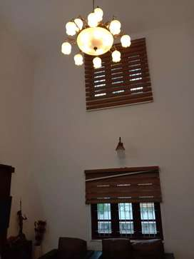 2270 Sq feet 4 bed house for Rent at Kurkanchery Thrissur