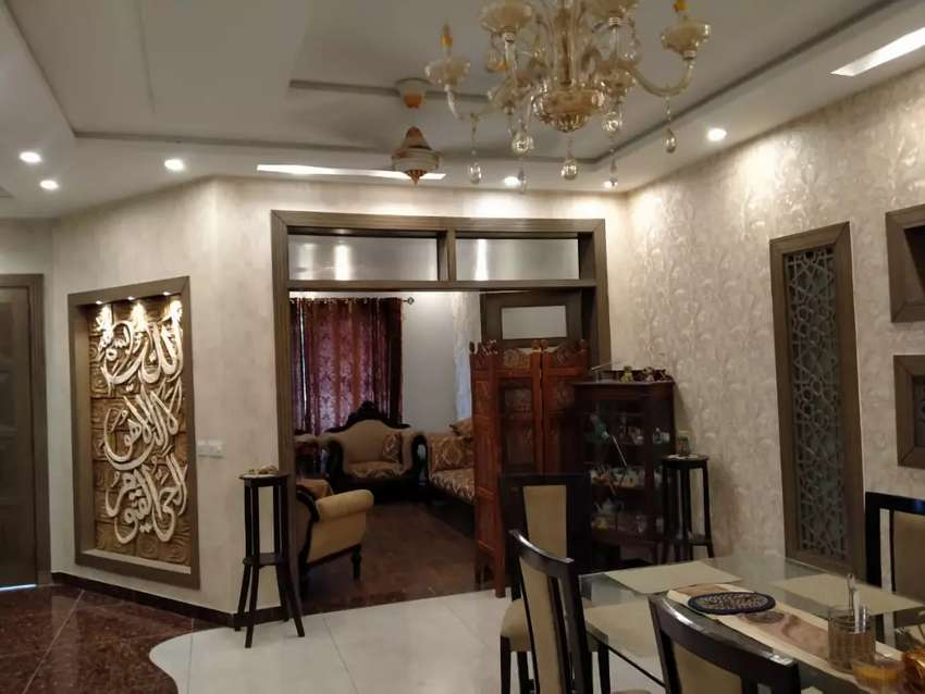 10 Marla brand new house for rent in bahria town Phase 3 Rawalpindi 0