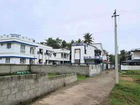 Villas  in a location with equal access to Airport and Edapally