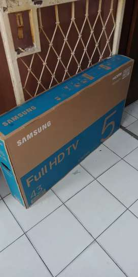 "LED tv samsung 43"" digital tv"