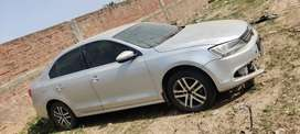 Volkswagen Jetta 2013 old parts available