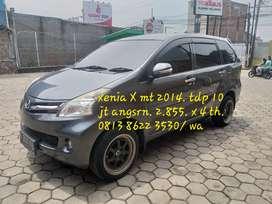 D all new xenia X mt 1,3cc. TDP 10JT