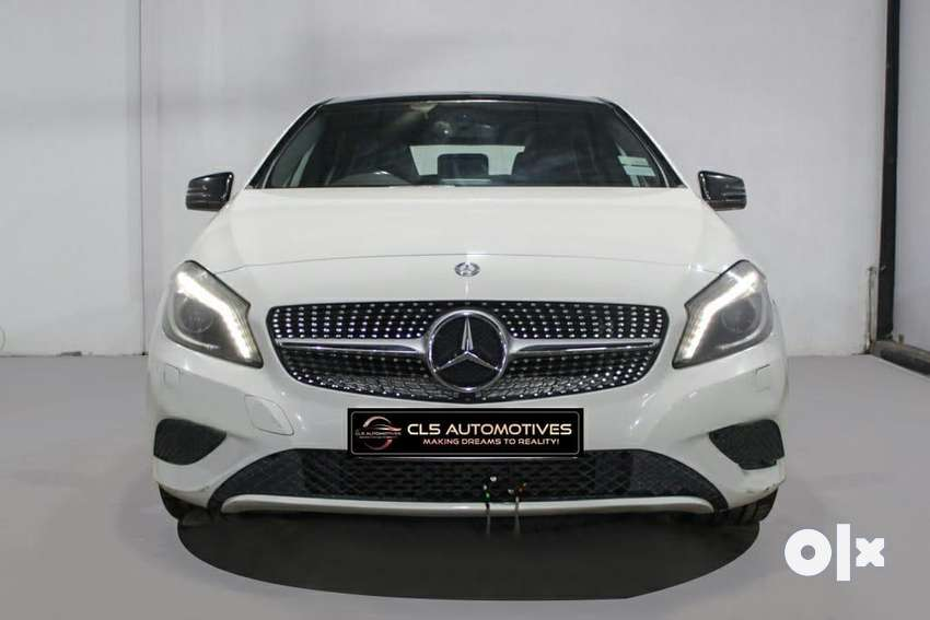 Mercedes-Benz A-Class A 180 CDI Style, 2013, Diesel 0