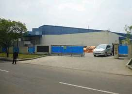 Pabrik Di Jababeka 1