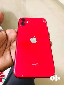 Apple I phone 11 refurbished model is available with Month end sale of