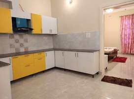 2 bhk wide flats furnished at kharar mohali near chandigarh university