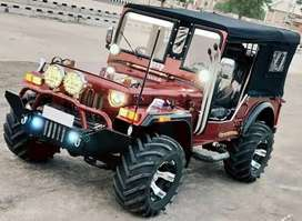 JAINISH New Modified Open Willy Jeeps  Modified Thar  Gypsy on order