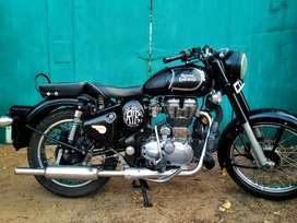 RE CLASSIC/BULLET 350 120000rs