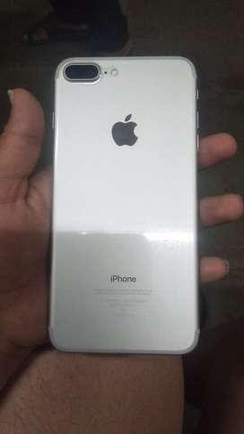 Iphone 7 plus 32 gb (silver)