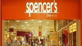 URGENTLY HIRING FOR SPENCER  STORE, Cashier/ Billing, Sales Executive
