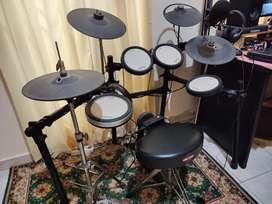 Yamaha DTX 562K drum elektrik