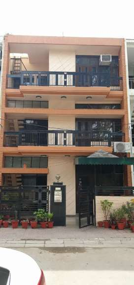 2bhk newly built house for rent for small family(1413/44b chandigarh)