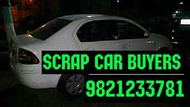 Scrap car buyers in