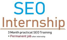 SEO internship Computer job