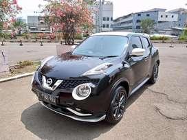 Nissan Juke RX Revolt AT 2017 hitam