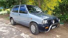 Maruti Suzuki 800 2008 CNG & Hybrids Well Maintained