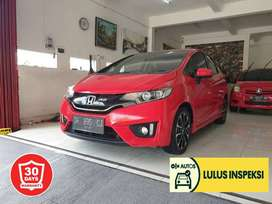 [Lulus Inspeksi] Jazz RS CVT 1.5 AT th 2016 tt Yaris HRV ignis Scross