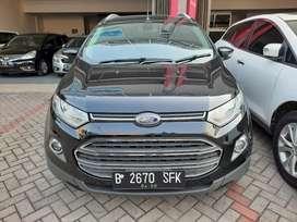 Ford Ecosport Titanium 2014 AT Dp 25jt Low KM Tangan Pertama Tangerang