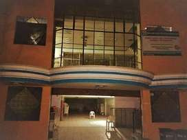 2floor building for hospital  party hall  etc parking 4000 sq ft front
