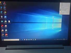 Lenovo laptop brand new condition