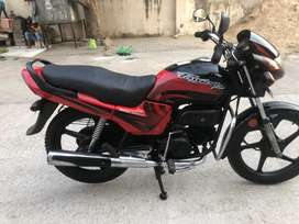 Hero Honda passion plus 2010 model