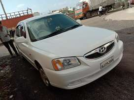 Hyundai Accent 2010 CNG & Hybrids 10000 Km Driven