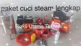 Mesin steam motor kompliit