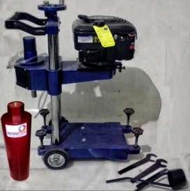 Core drill test set