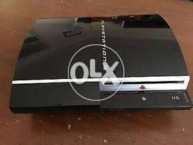 Ps3  250 GB HDD (Games Installed)