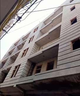 3 BHK Builder Floor Loan Facility Also