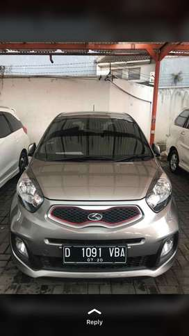 Kia Picanto 2015 Matic Spion Retract Garansi KIA